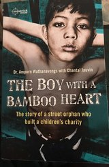The Boy with a Bamboo Heart in Okinawa, Japan