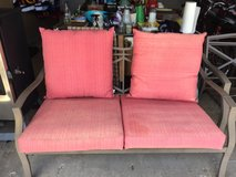 Patio Furniture: Couch and Chairs in Chicago, Illinois
