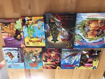 Scholastic Disney Books and Moving Picture Book in Stuttgart, GE