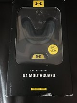 New!  Under Armour Antimicrobial Mouthguard age 12+ in Westmont, Illinois
