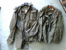 Military Fatigue Jacket 1970's in Chicago, Illinois