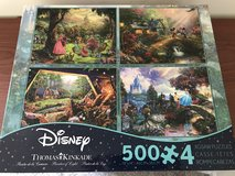 4 Pack Disney Puzzles in Fort Knox, Kentucky