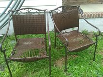 2 patio Chairs in Camp Lejeune, North Carolina