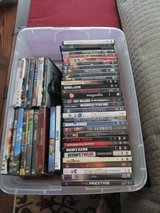 DVD/movies in Beaufort, South Carolina