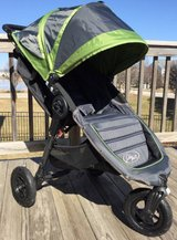 Baby jogger city mini gt in Chicago, Illinois
