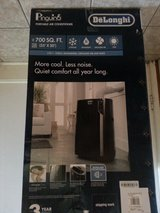 portable air conditioner DeLonghi Pinguino 700 sq ft cooling in Palatine, Illinois