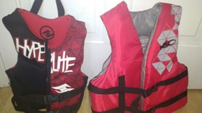 Kids life jackets in Westmont, Illinois