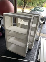 free white cabinets in Glendale Heights, Illinois
