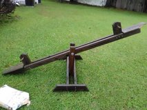 TEETER TOTTER THINGY $50. FIRM IN BRYNNMARR, NO QUESTIONS, EITHER YOU WANT IT OR NOT in Camp Lejeune, North Carolina