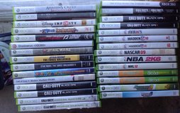 Xbox 360 games and more for sale or trade in Yucca Valley, California