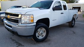 2013 Chevy Silverado 2500 HD 4x4 in Alamogordo, New Mexico