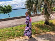 To those who want to experience wearing traditional Japanese YUKATA in Okinawa, Japan