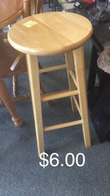 Stool in Fort Leonard Wood, Missouri