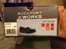 Women (8m) rockport works shoes in Bartlett, Illinois