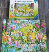Frozen Fairy Pirate Puzzles $5 each in Fort Campbell, Kentucky