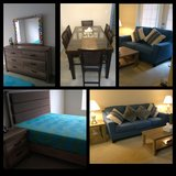 9 Month old furniture on give away price!! in Conroe, Texas