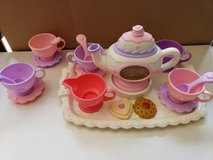 Tea Party Set in Fort Campbell, Kentucky