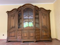 High quality oak cabinet (Original Price 17.750) in Stuttgart, GE