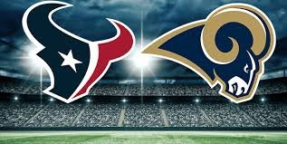 pre-season between the Houston Texans and the L. A. Rams on Thursday August 29th at 7:00 PM. in Kingwood, Texas