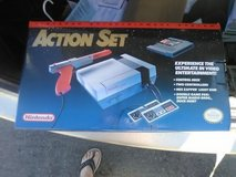 Original Nintendo action set game console NIB NEVER OPENED in Yucca Valley, California