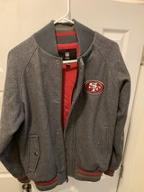 49ers Jacket in Fort Drum, New York