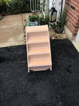 Four step pet stairs in Joliet, Illinois