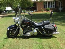 HD Road King FLHS in Fort Campbell, Kentucky