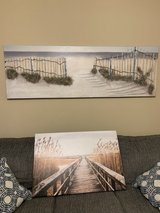 Large beach pictures in Macon, Georgia