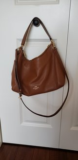 Original Coach bag (brown leather) in Westmont, Illinois