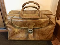 Vintage Tan American Tourisrter Luggage Bag in Bolingbrook, Illinois