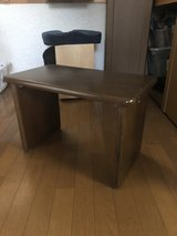 Strong table/ottoman? in Okinawa, Japan