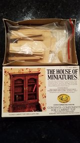 House of Miniatures #40001 Closed Cabinet Top Kit in Chicago, Illinois