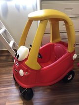 Little tikes cozy coupe in Okinawa, Japan
