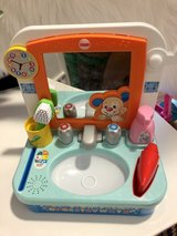 Fisher price laugh & learn sink in Okinawa, Japan
