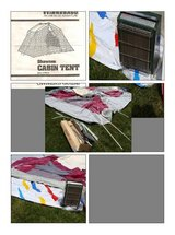 Coleman heater and Winnebago 8x10 cabin tent in Glendale Heights, Illinois