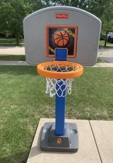 Fisher-Price Grow to Pro Basketball Hoop in Chicago, Illinois