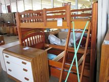 Lexington Bunk Beds with Storage Drawers in Bartlett, Illinois