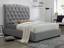 Grey bed new collection in Kingwood, Texas
