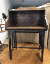 Antique writting / side table in Kingwood, Texas