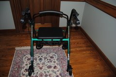 Drive walker with seat and storage.  In great shape in Chicago, Illinois