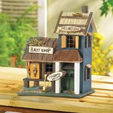 Bass Lake Lodge Birdhouse in Fort Lewis, Washington
