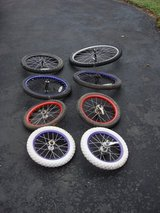 BIKE RIMS AND TIRES in Chicago, Illinois