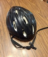 Black Bicycle Helmet in Bolingbrook, Illinois