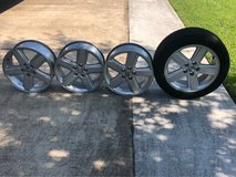 "JEEP 18"" RIMS/WHEELS/TIRE in Kingwood, Texas"