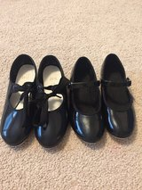 Girls tap shoes size 9 and 10.5 in Naperville, Illinois
