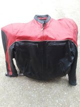 Leather Motorcycle Riding Jacket in Clarksville, Tennessee
