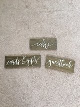 Wedding Signs in Naperville, Illinois