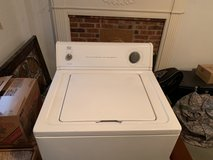 Washer in Fort Campbell, Kentucky