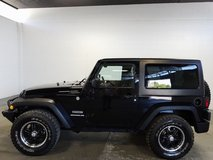 2013 JEEP WRANGLER SPORT 4WD in Tacoma, Washington