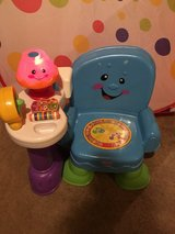 Toddler Activity Chair in Oswego, Illinois